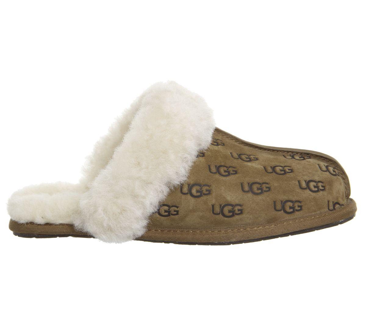 25d08944183 Scuffette II Logo Exclusive Slippers