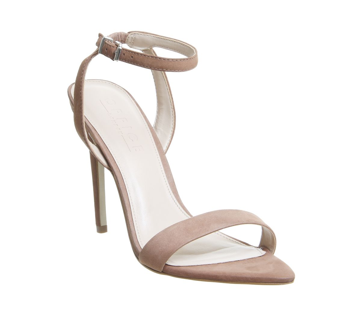 63d3d3d782e Hemlock Two Part Pointed Sandal Heels