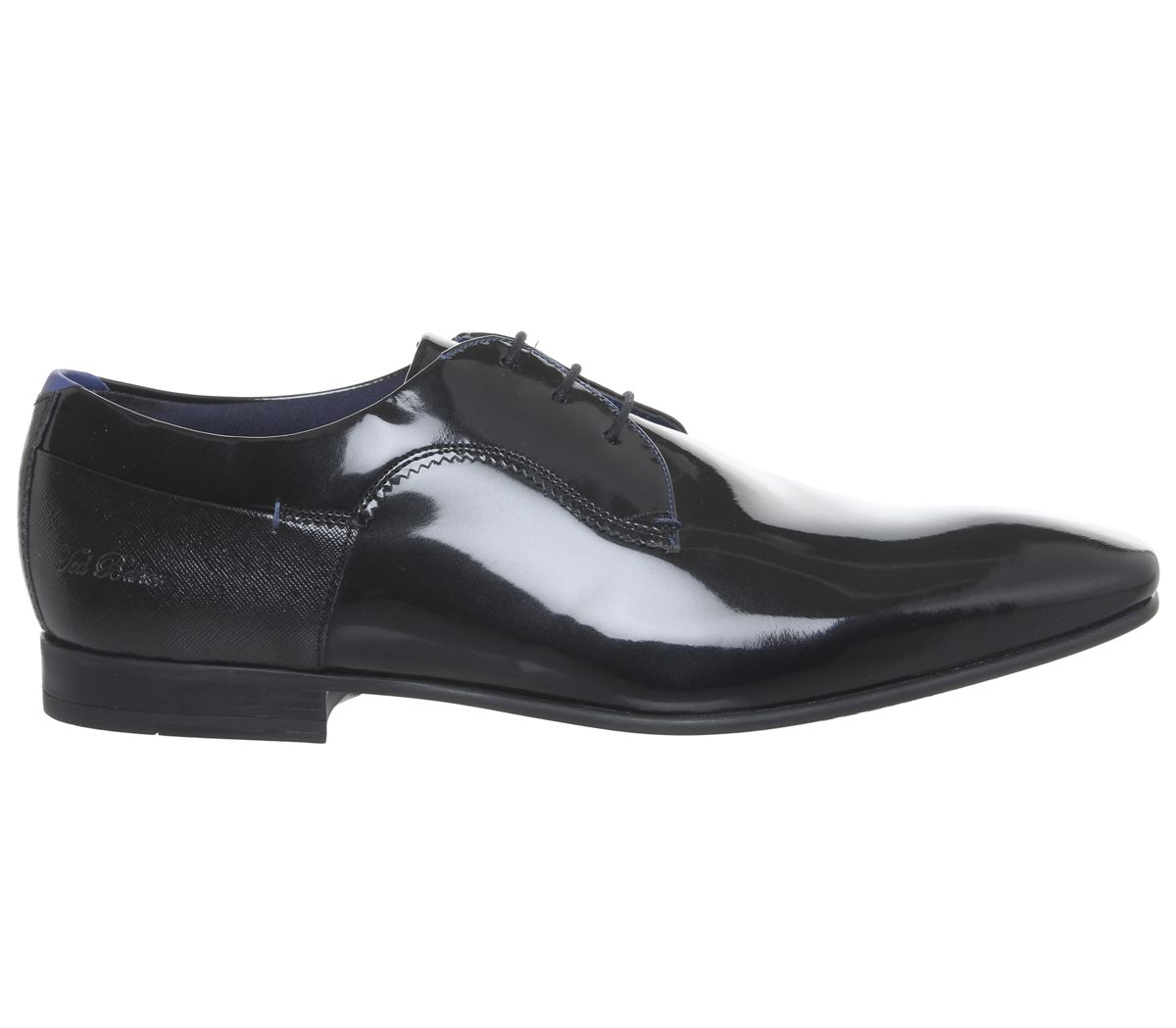 551397a91e05 Ted Baker Tifipp Shoes Black Patent - Smart