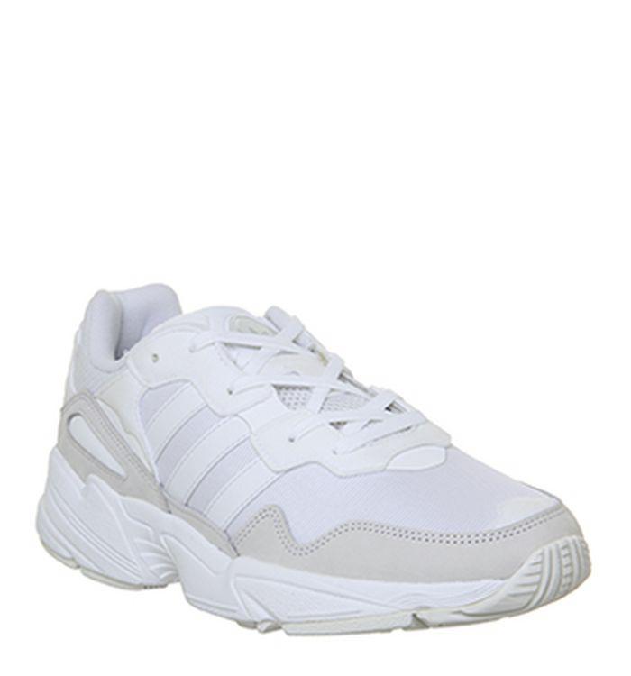 37694fedcf1f2 Launching 06-12-2018 · adidas. Yung 96 Trainers White Grey