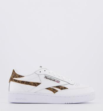 Reebok Club C Double Trainers Natural