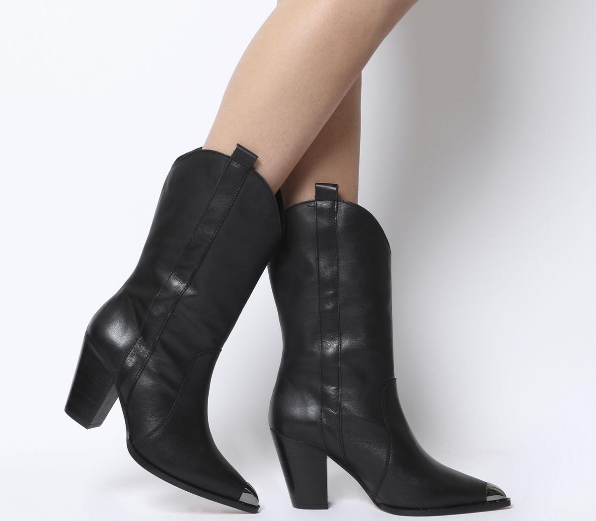 80422548700 Kentucky Western Calf Boots