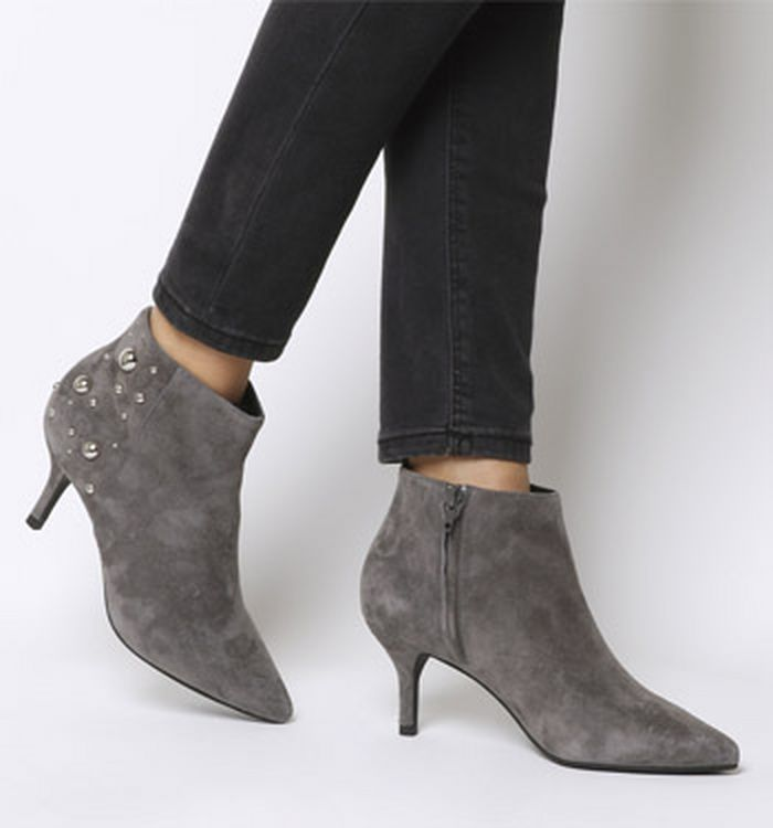 53a961c733d Womens Ankle Boots | Black, Brown & Grey Ankle Boots | OFFICE