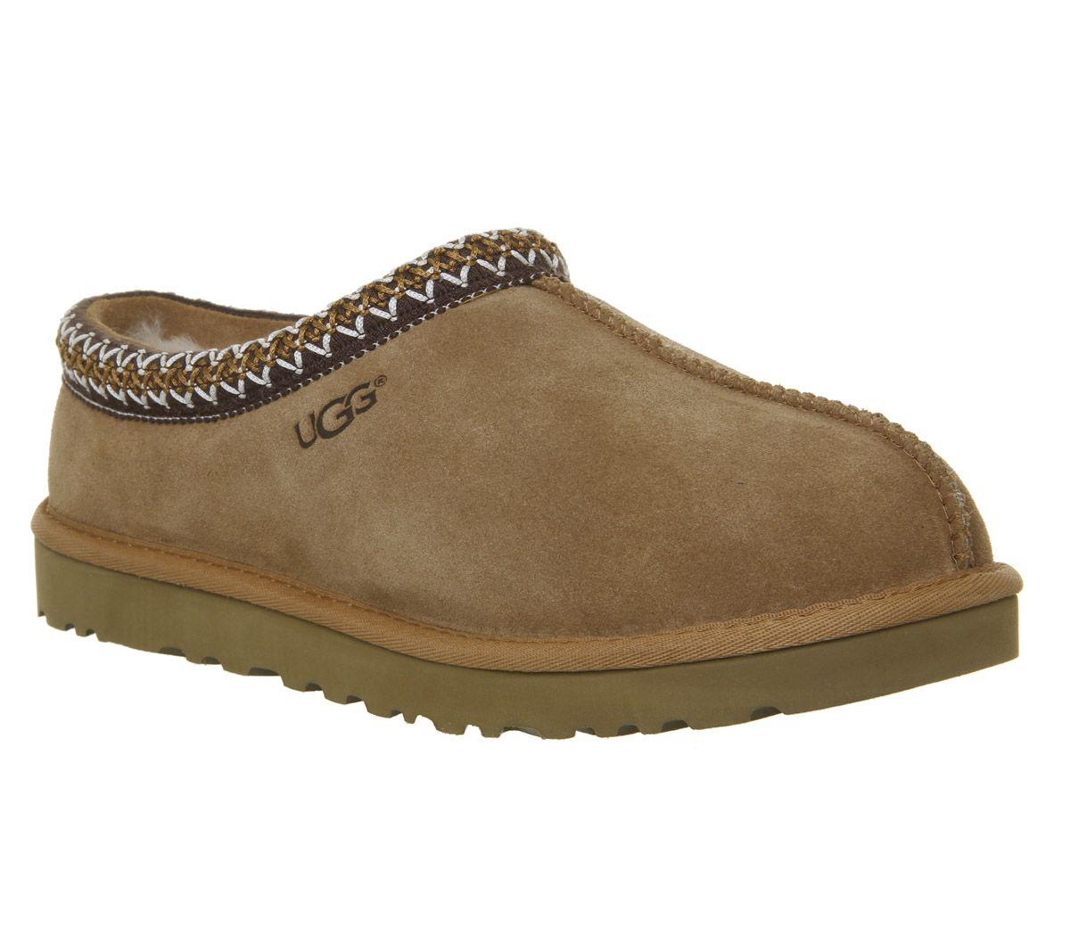 62aeea515b52 UGG Tasman Slippers Chestnut Suede - Casual
