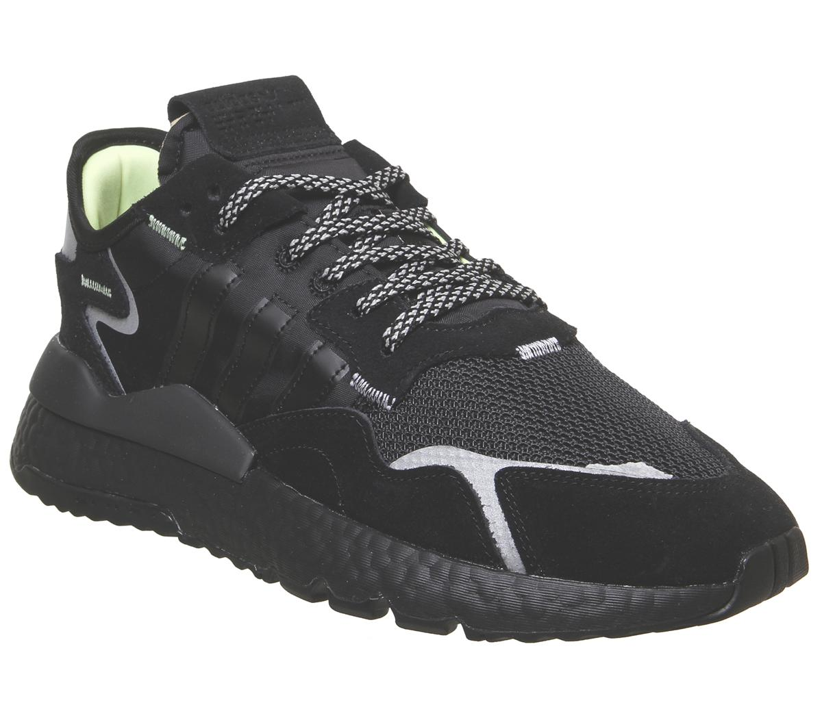 adidas Nite Jogger Boost Trainers Core