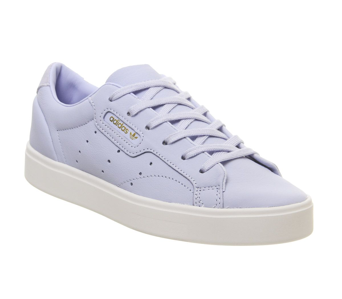 b826cc0c adidas Sleek Trainers Periwinkle Crystal White - Hers trainers
