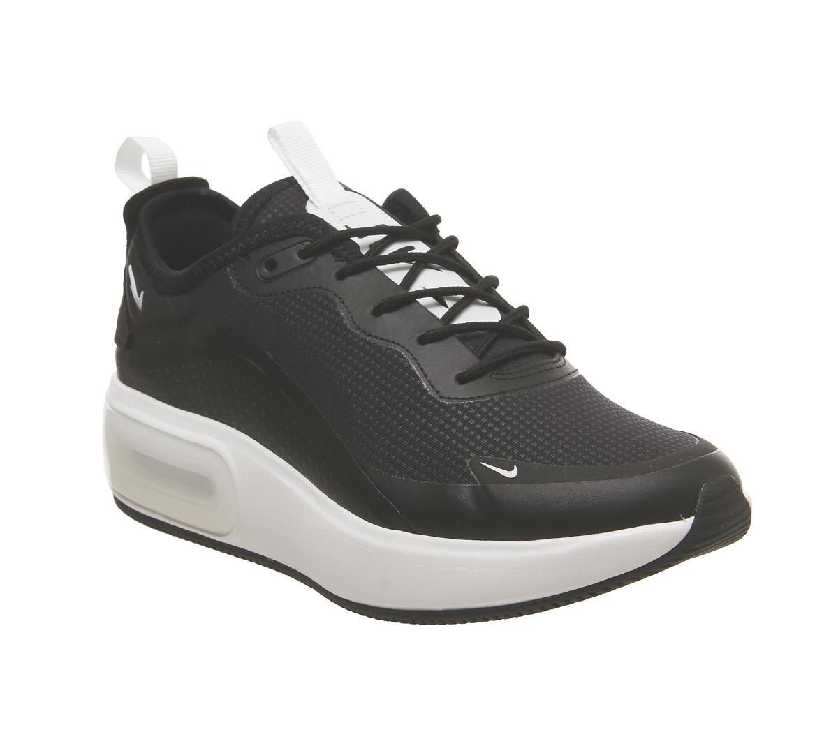 Nike Air Max Dia Trainers Black Summit