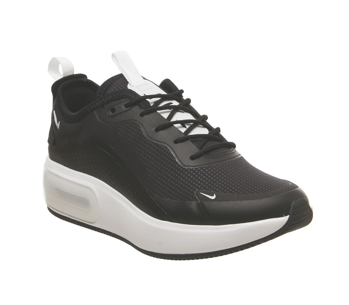 promo code d3a0d 50a19 Nike Air Max Dia Trainers Black Summit White F - Hers trainers
