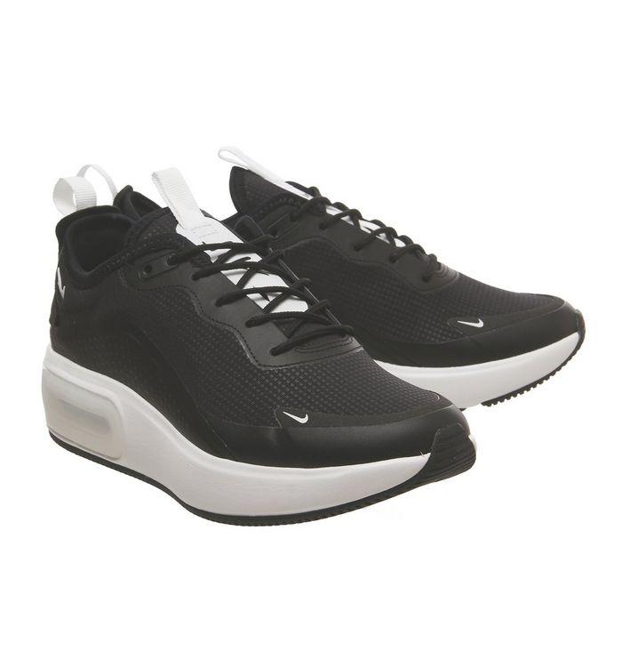 official photos 278a2 a0698 Air Max Dia Trainers  Nike, Air Max Dia Trainers, Black Summit White F ...