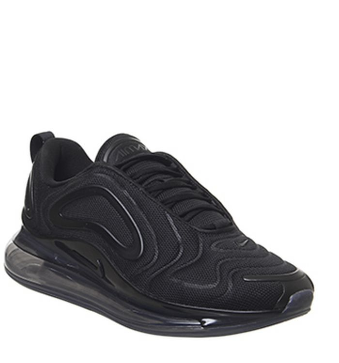 brand new 8f582 63af6 Nike Air Max 720 Trainers Black Bright Crimson Volt. £155.00. Quickbuy.  05-04-2019