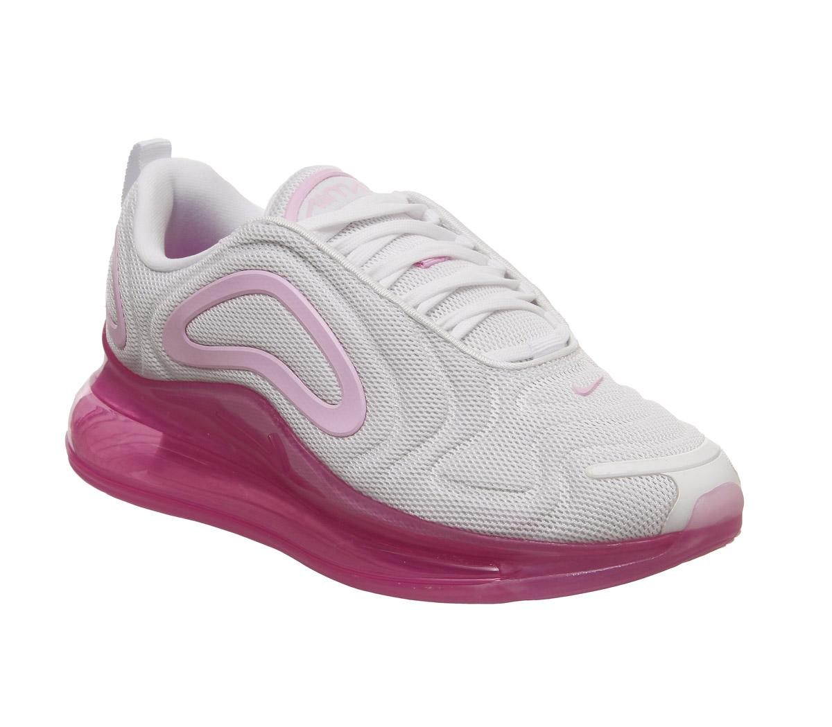 Nike Pink Air Max 720 Trainers