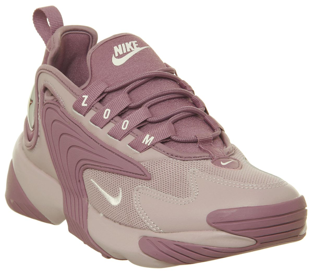 another chance b3c3c f7102 Nike Zoom 2K Trainers Plum Dust Pale Pink Plum Chalk F - Hers trainers