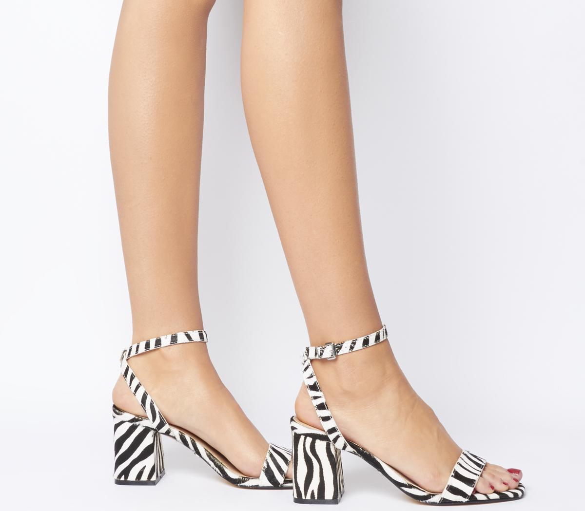 Millions Square Toe Sandals