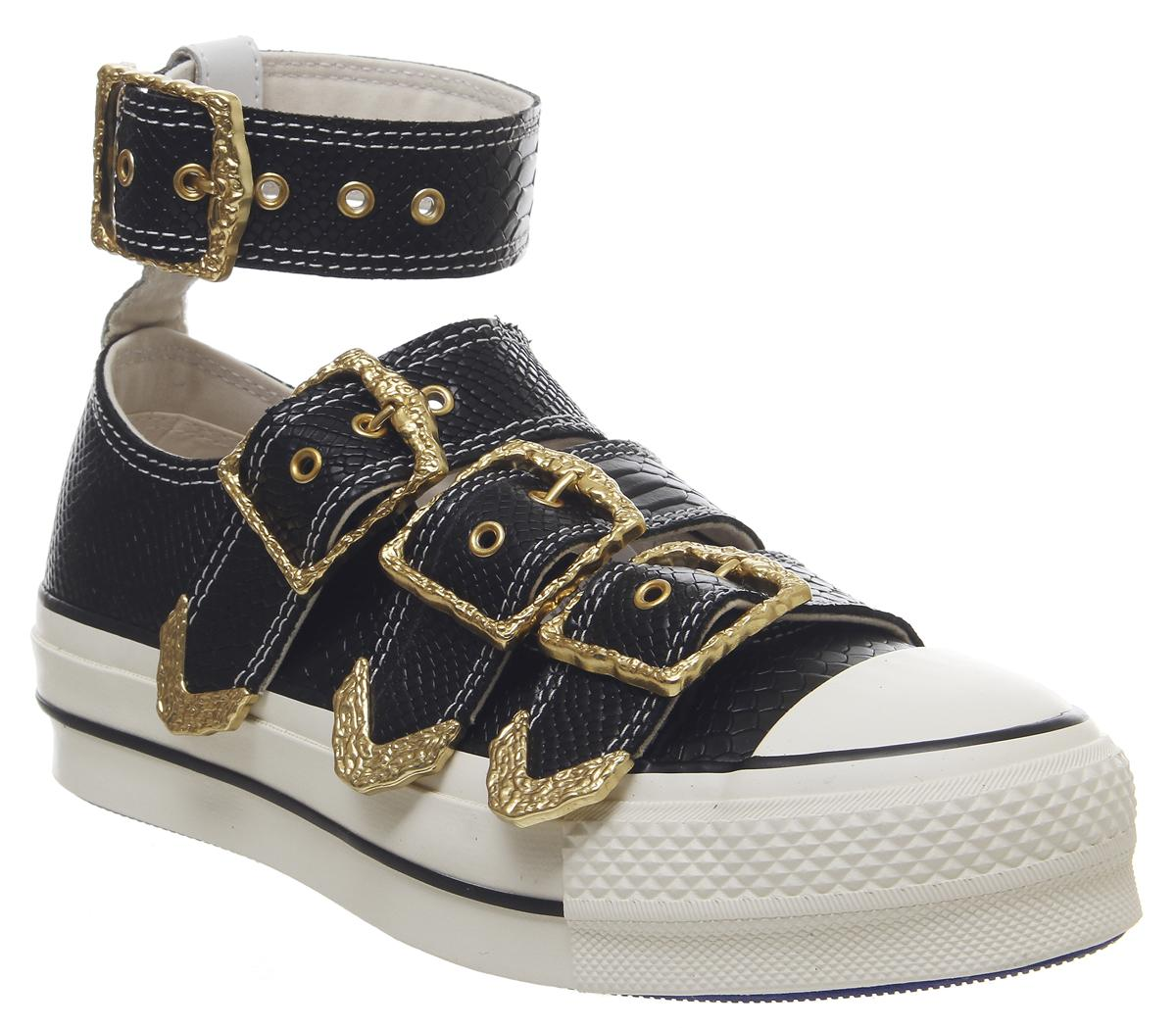 Converse All Star Mary Jane Ox Shoes