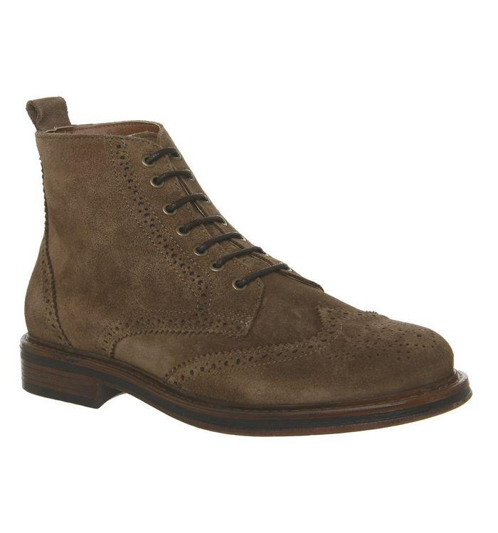 6c1c7b839b1 UGG Tisdale Boots Stout Leather - Ankle Boots