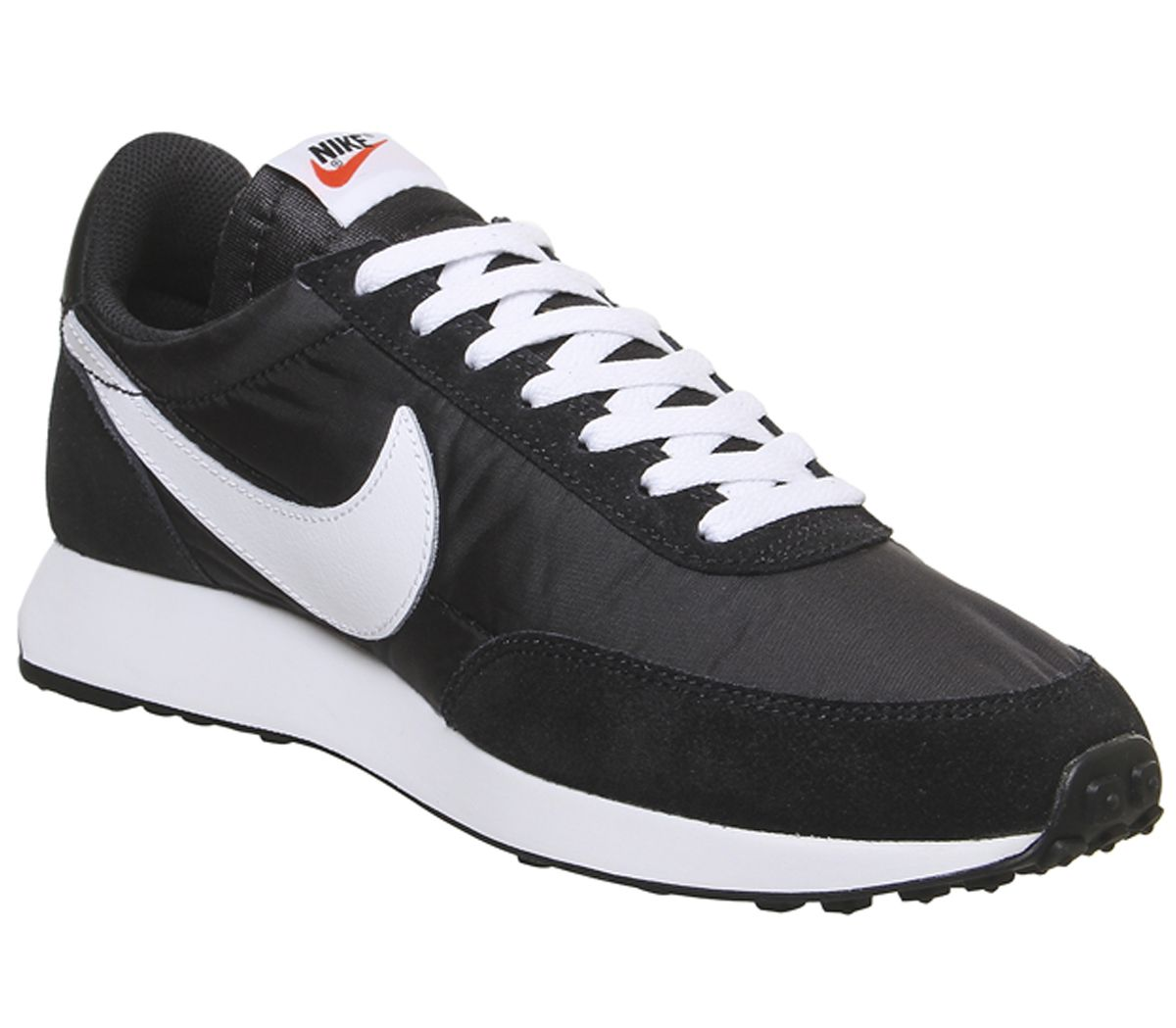 buy popular c185e 558bd Nike Air Tailwind 79 Trainers Black White Team Orange - Hers ...