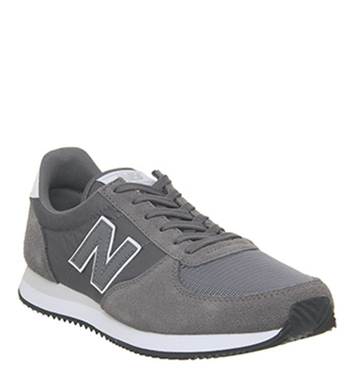 the latest 3892b 4be3e New Balance U220 Trainers Black White. £64.99. Quickbuy. 01-02-2019