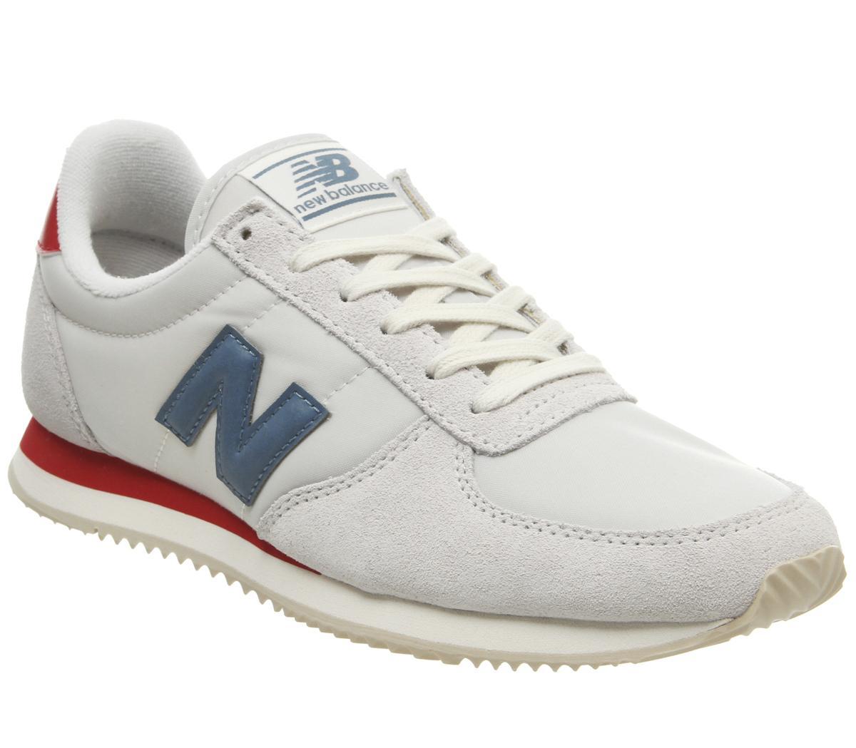 new balance u220 damen white