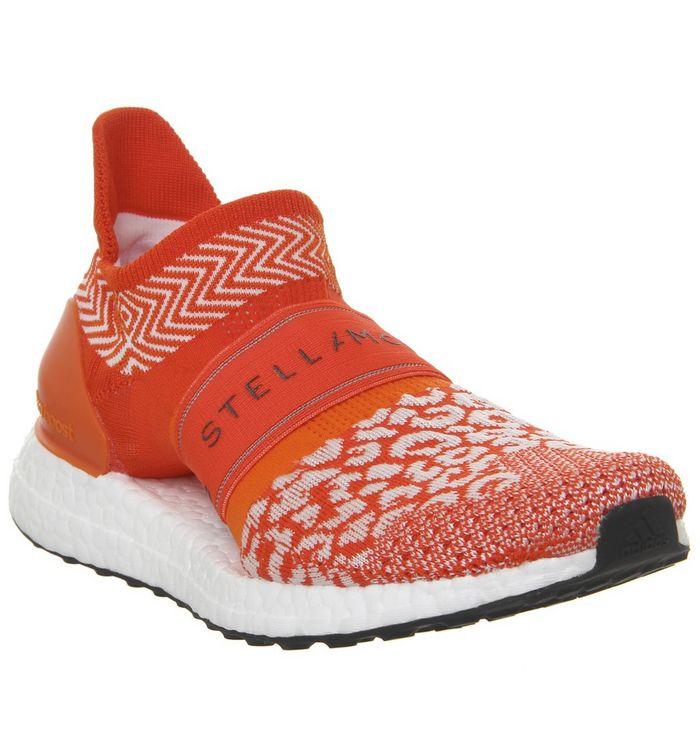 3a24b74c10da8 Adidas Stella McCartney Ultraboost X 3.d Trainers Core White Bold ...