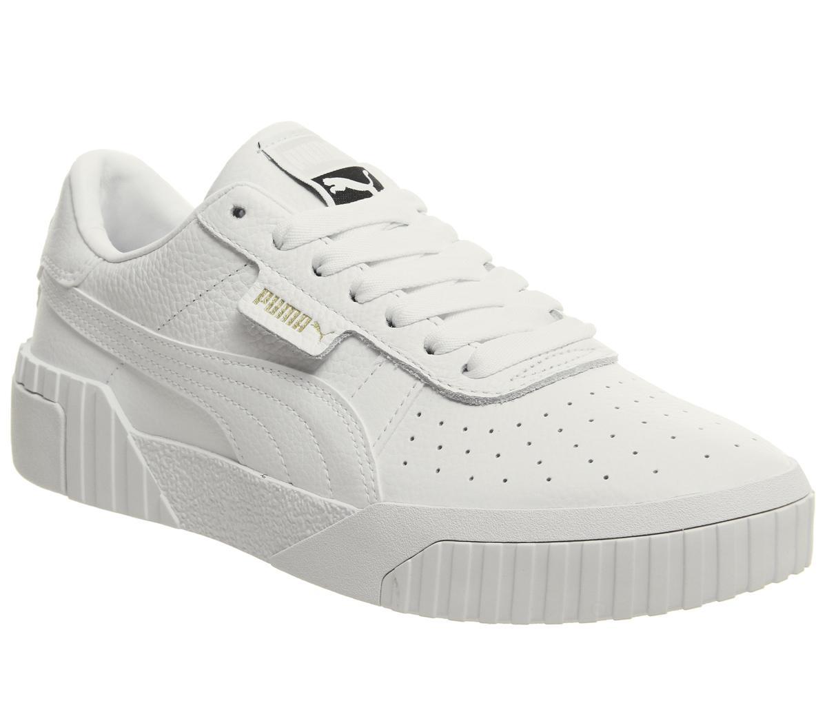 Sneaker Zspumqv Trainers White Damen Cali Puma m8wvNn0