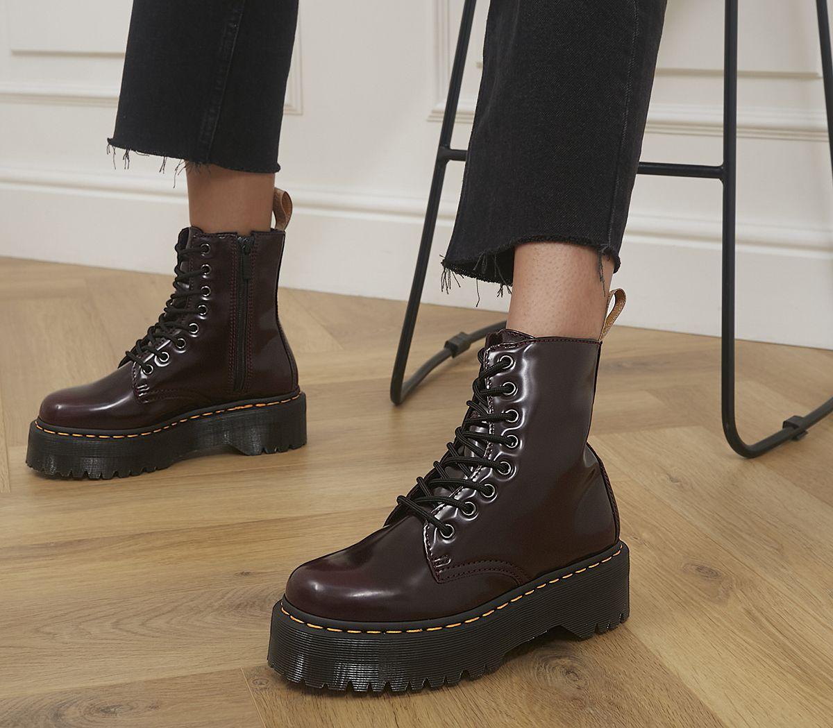 ac7171b6f7a V Jadon 8 Eye Boots