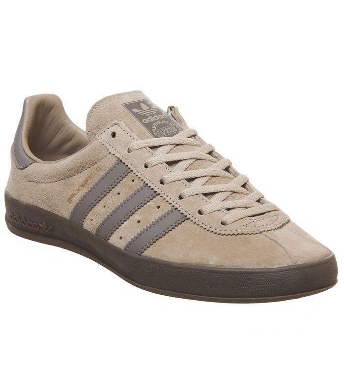 f9ccce2959ea52 adidas Broomfield Trainers St Pale Nude Simple Brown - His trainers