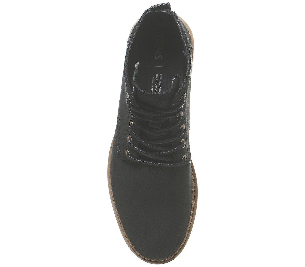 3912299e24b Toms Porter Boots Black - Boots