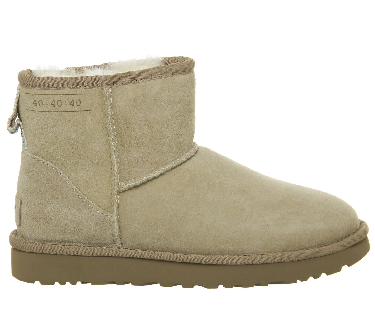 358325b7b75 UGG Classic Mini 40 40 40 Boots Sand - Ankle Boots