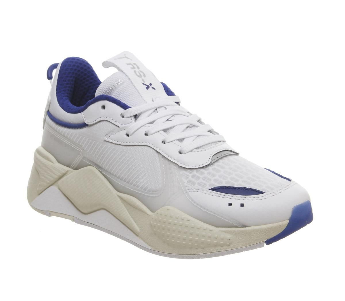 Puma RS X Tech Trainers in white   Sneakers