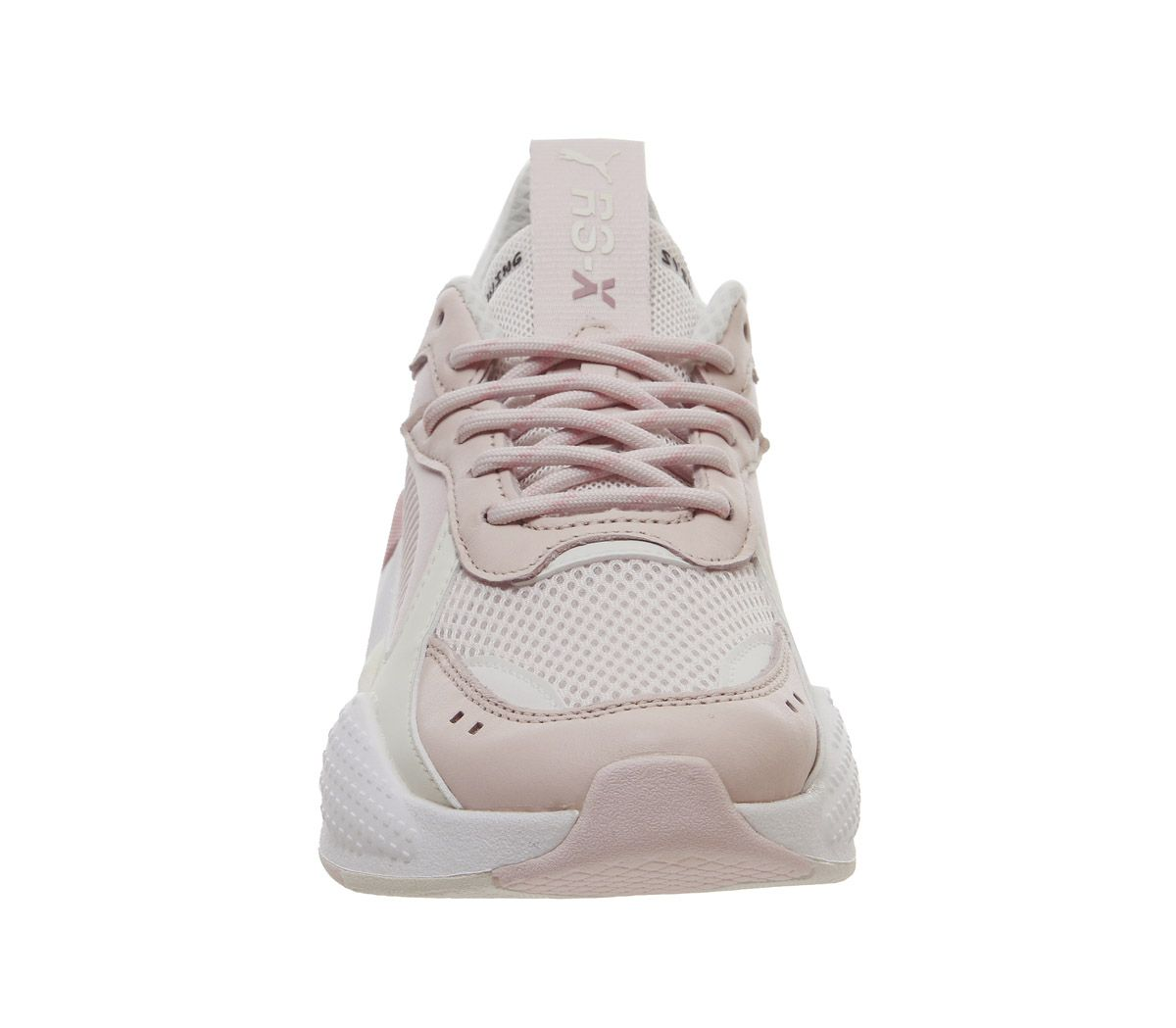 1af784a8fc5 Puma Rs-x Tracks Trainers Pink Pink Peach White - Hers trainers