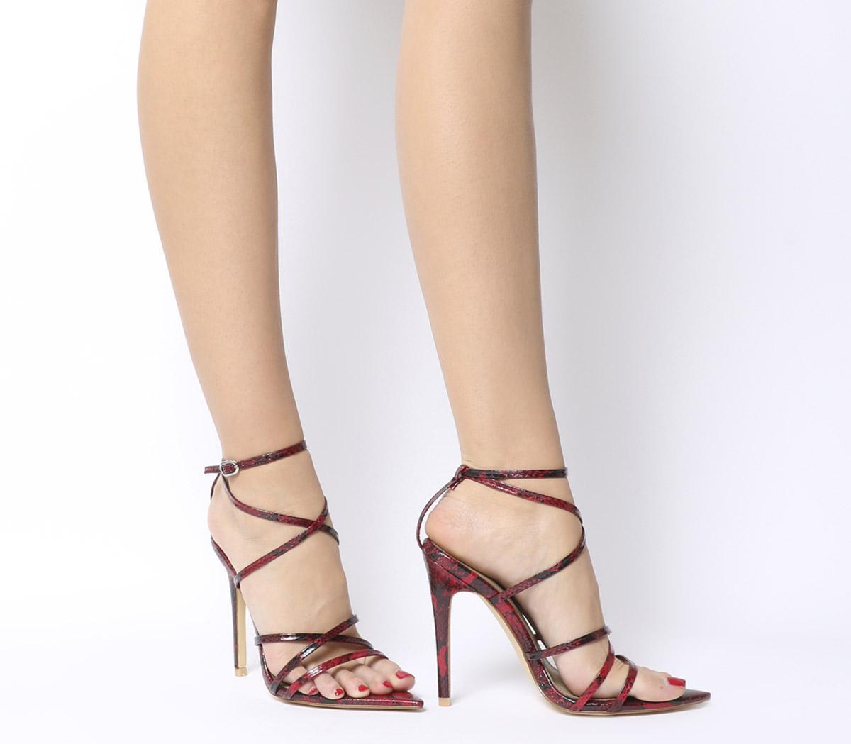 Kaia Strappy Heels
