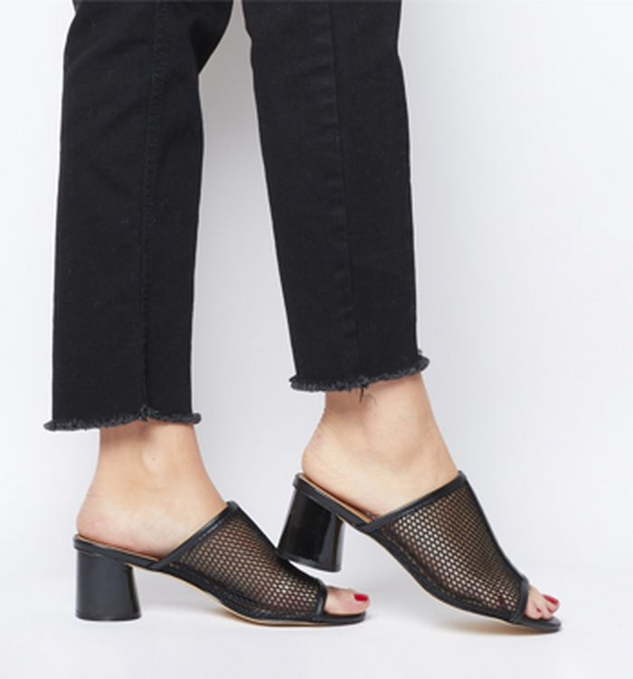 464bb2f66f8 Launching 21-02-2019 · Office Message Feature Heel Mules