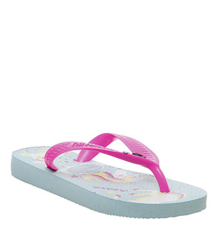 184a57cd0 Havaianas Kids Freedom Sandals Apple Green Flamingo Pink. £21.99. Quickbuy.  15-03-2019