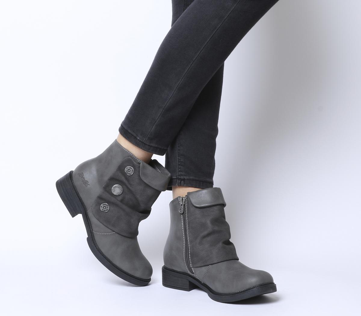 Vynn Button Boots