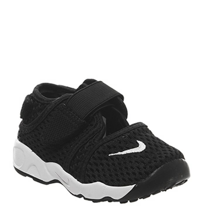 the latest 98fd9 0b6cb Quickbuy. 08-04-2019 · Nike Rift Infant Trainers Black White