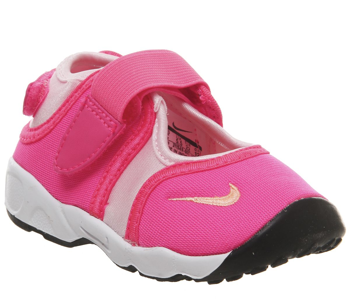 sneakers for cheap 1beae a900d Nike Rift Infant Trainers Racer Pink Sunset Glow White - Unisex