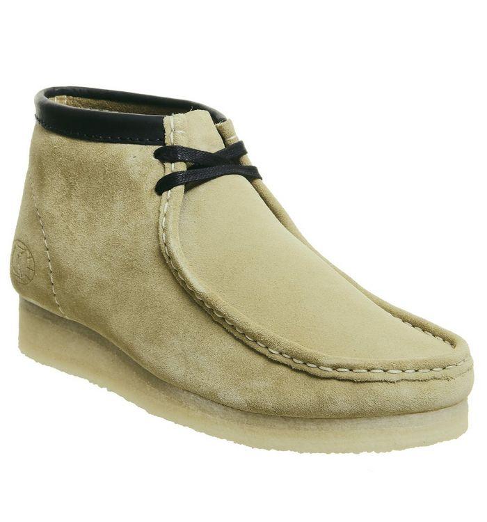 Wu Wear Wallabee Boots