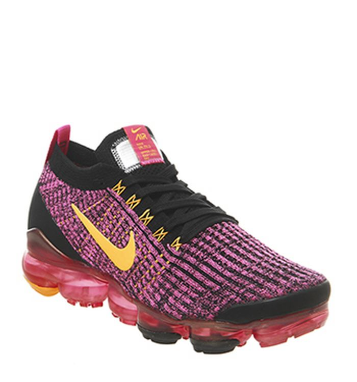 c6e4561474e6f Launching 11-04-2019 · Nike Air Vapormax Fk 3 Trainers Laser Fuchsia Laser  Orange Black F