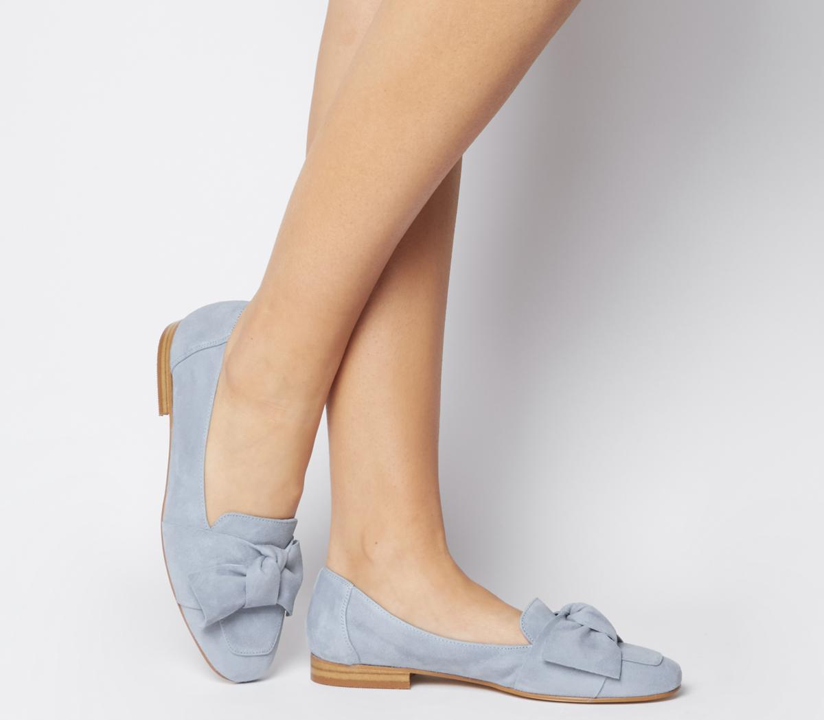 Foal Softy Bow Loafers