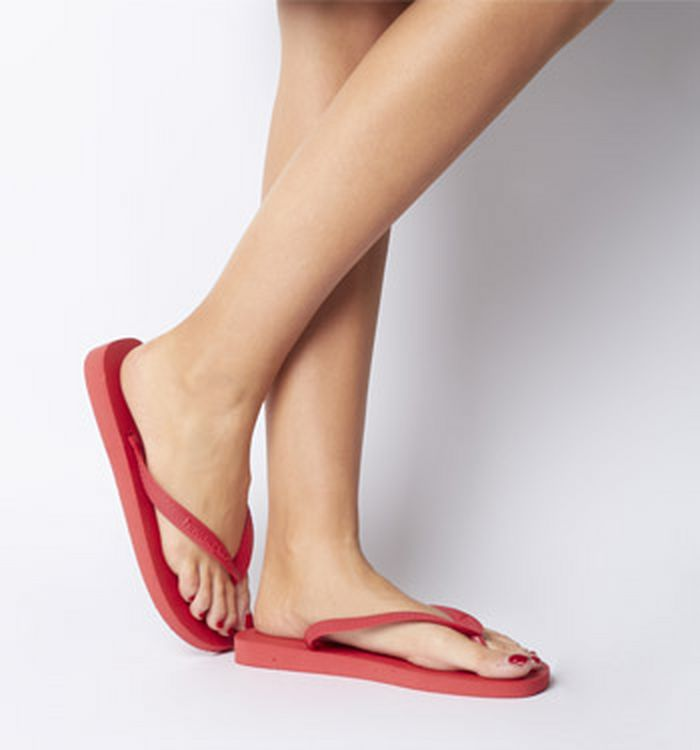 77e3c916e9ea 25-03-2019 · Havaianas Top Flip Flops Ruby Red