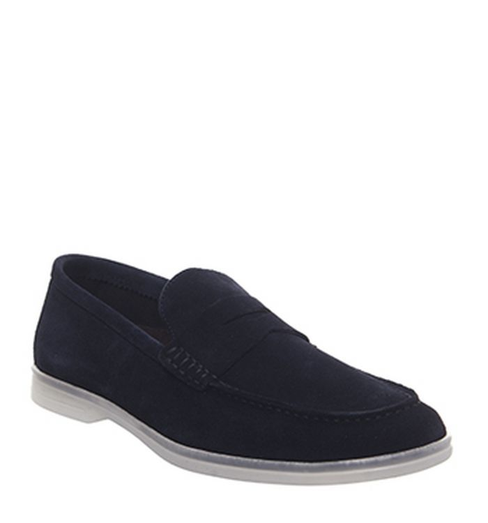 Ask The Missus Mens Smart Casual Shoes Office