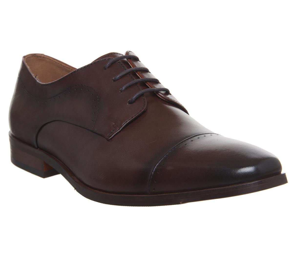 Look Toe Cap Shoes