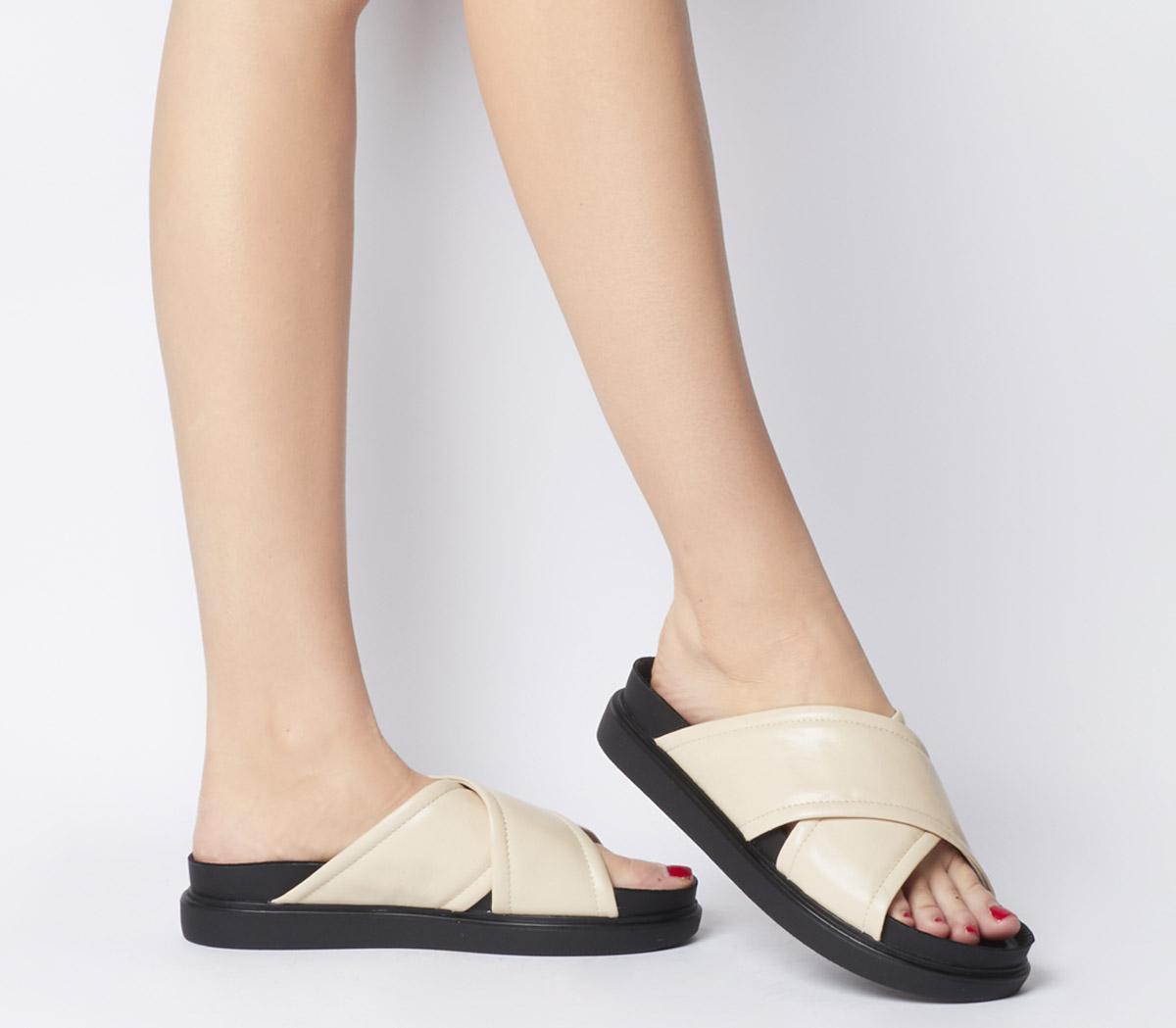 Erin Cross Sandals