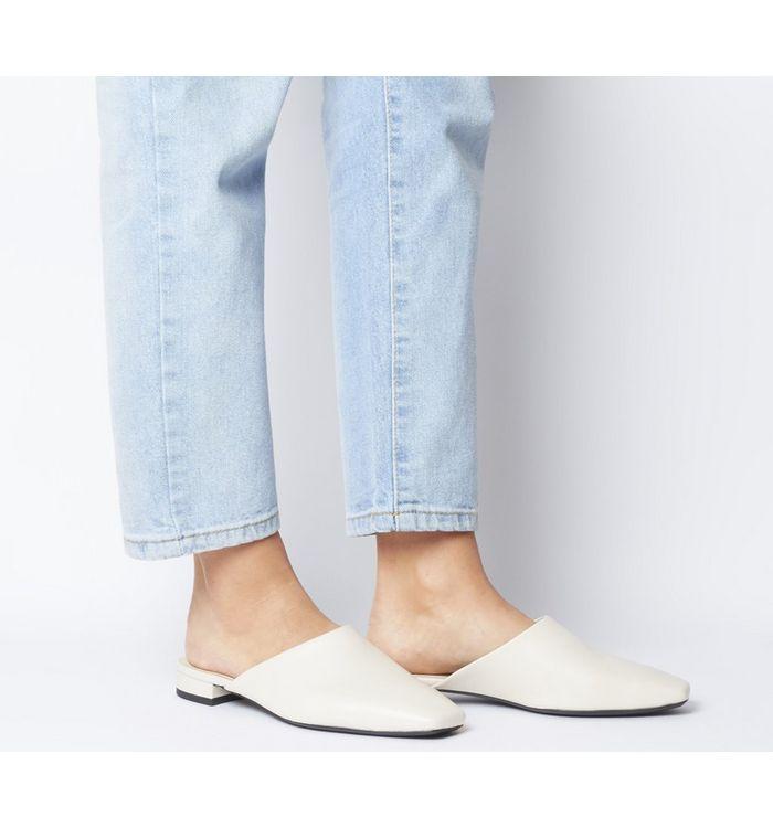 vagabond nikki mule off white