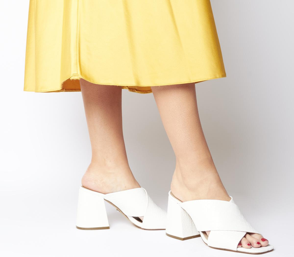 Mansion Extreme Chunky Mules