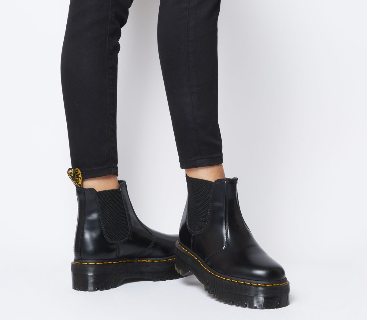 2dc5bf47829 2976 Quad Chelsea Boots