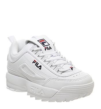 Fila Trainers & Shoes | Fila Disruptor, Ray & Mindblower
