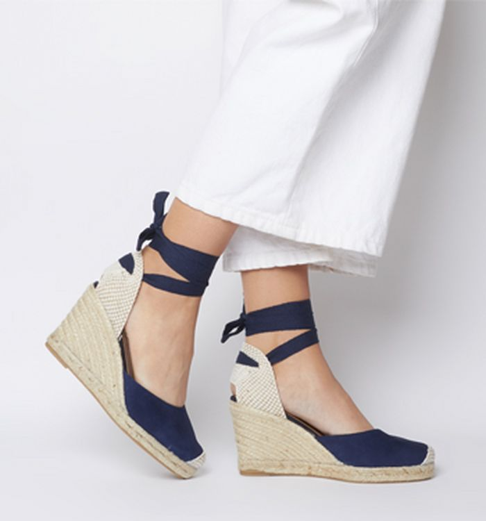 dc7641c2de3 17-04-2019 · Office Marmalade Espadrille Wedges