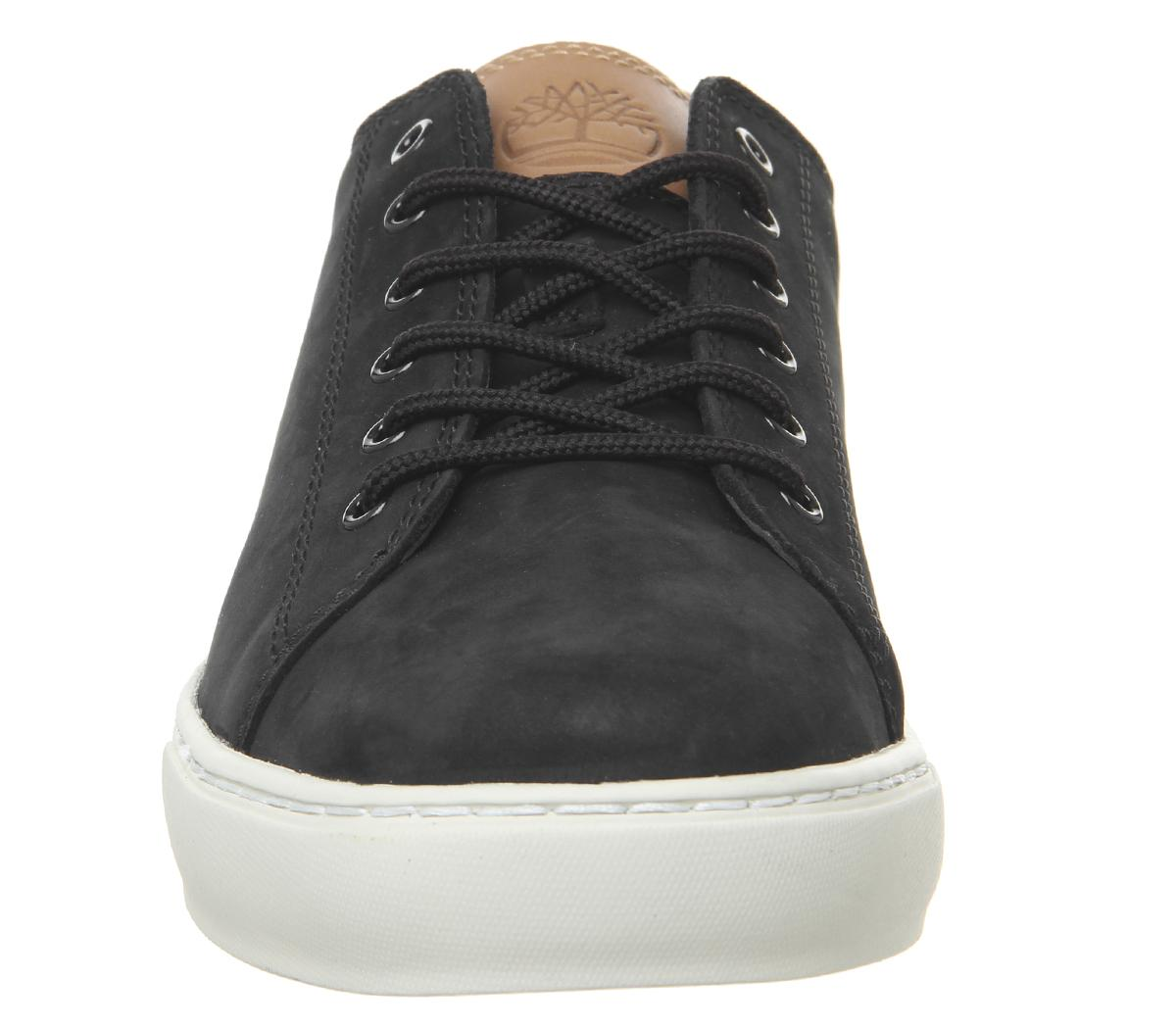 Timberland Adv 2.0 Cupsole Modern Ox Trainers Black Casual