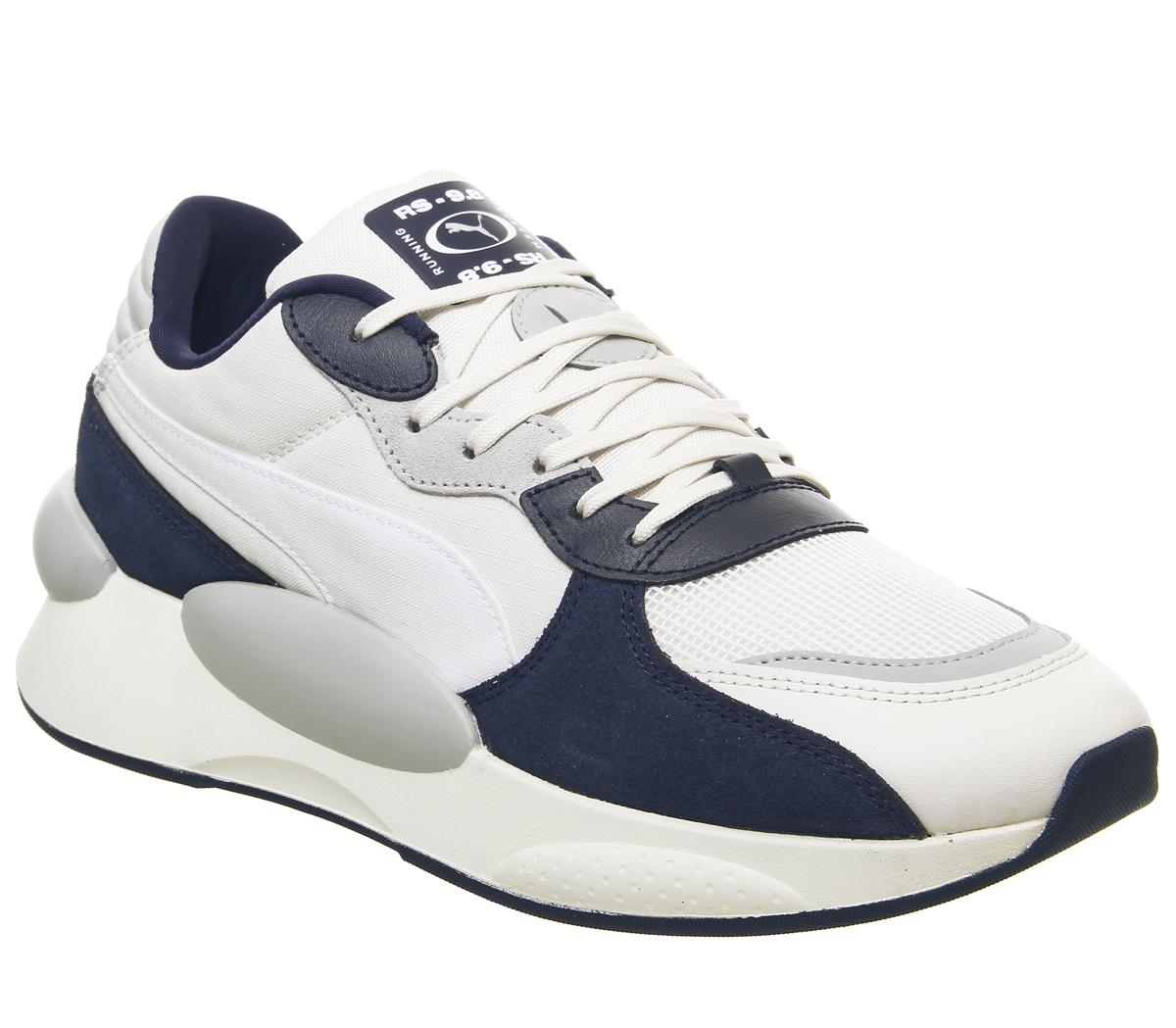 Puma Rs-9.8 Space Trainers Whisper White Peacoat - His trainers